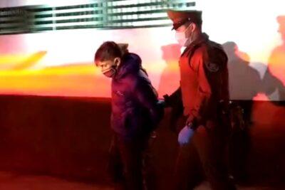 Detienen a hombre acusado de abusar y secuestrar a ex pareja en El Bosque