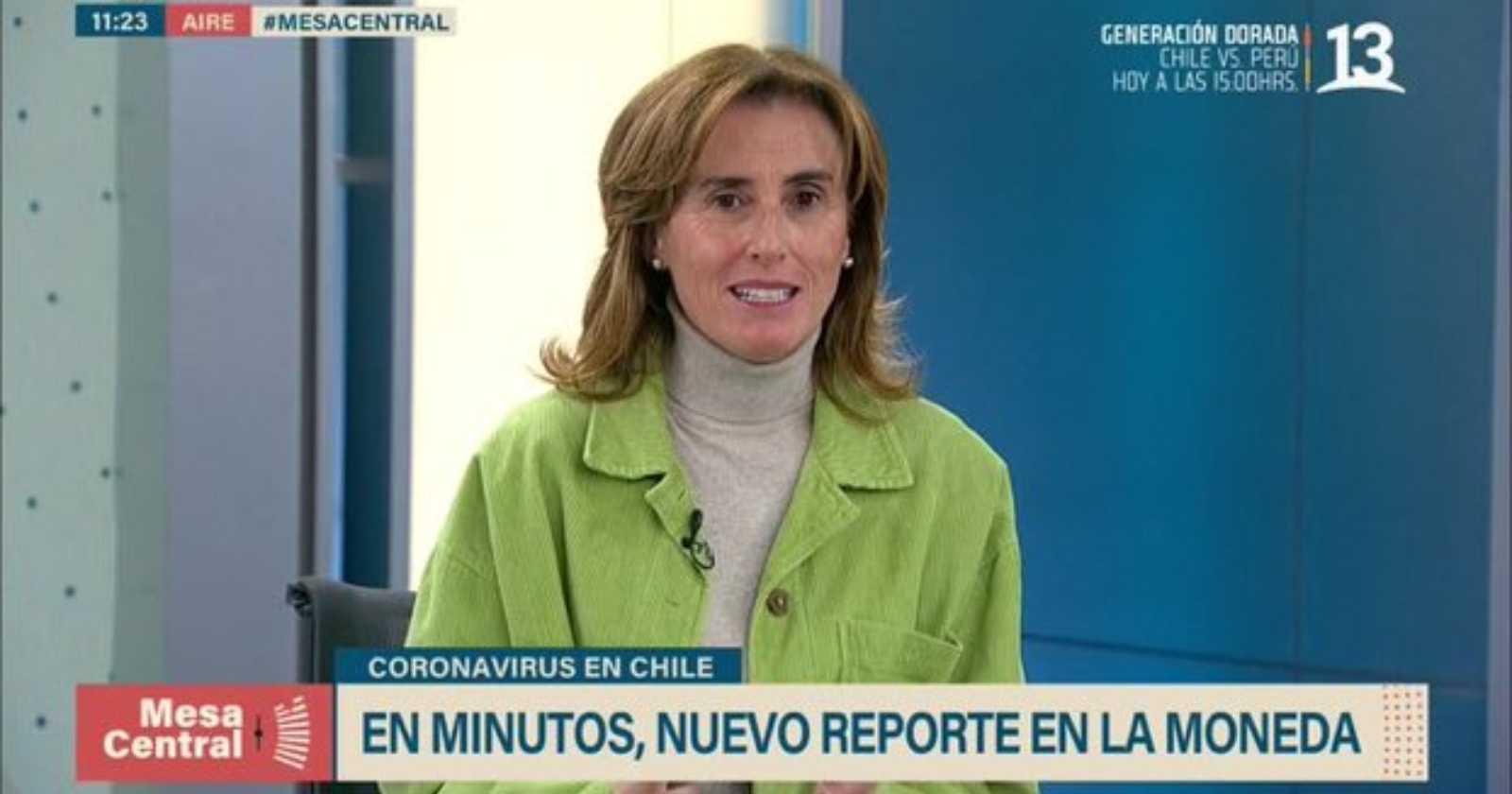 """Marcela Cubillos: """"A Mañalichla izquierda le tenía puesto el ojo antes de la pandemia"""""""