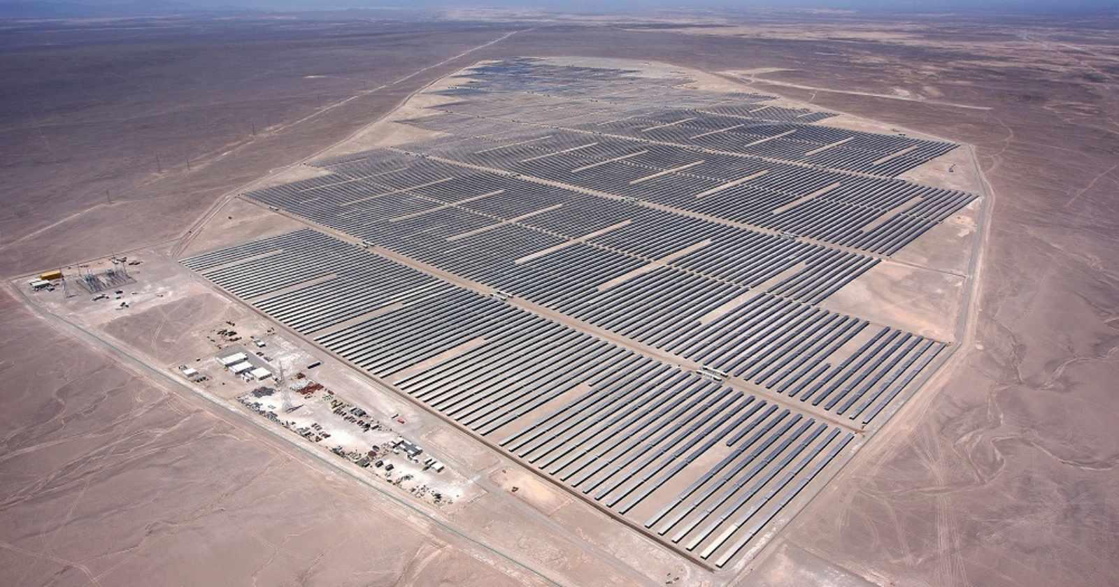 Inician construcción de la segunda etapa del parque fotovoltaico Finis Terrae en la Región de Antofagasta