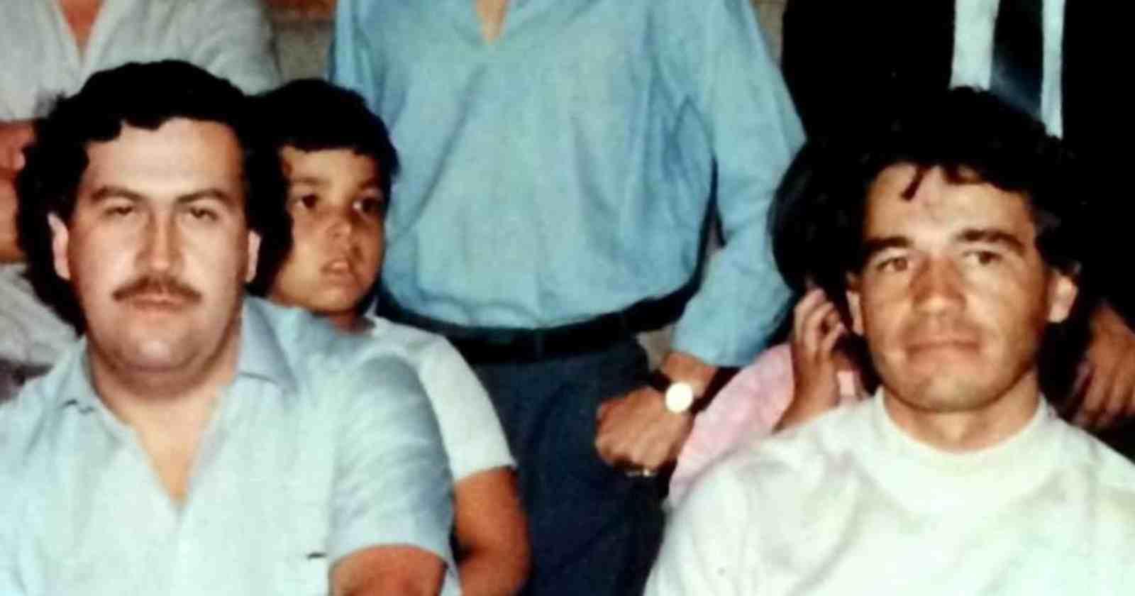 """""""Liberan a Carlos Lehder, el narco fanático de John Lennon y aliado de Pablo Escobar"""""""