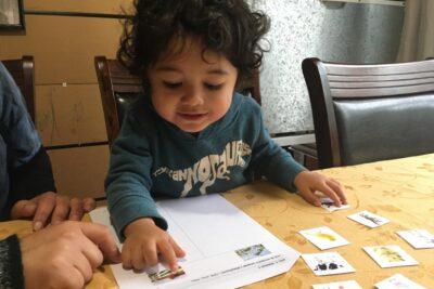 Programa internacional que promueve el aprendizaje a través del juego se implementará en Servicio Local de Educación Pública Andalién