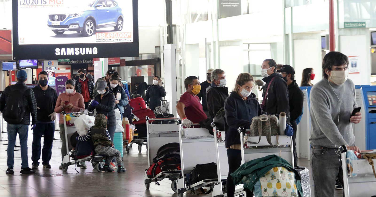 Presentan protocolo mundial definitivo para los viajes aéreos durante la pandemia