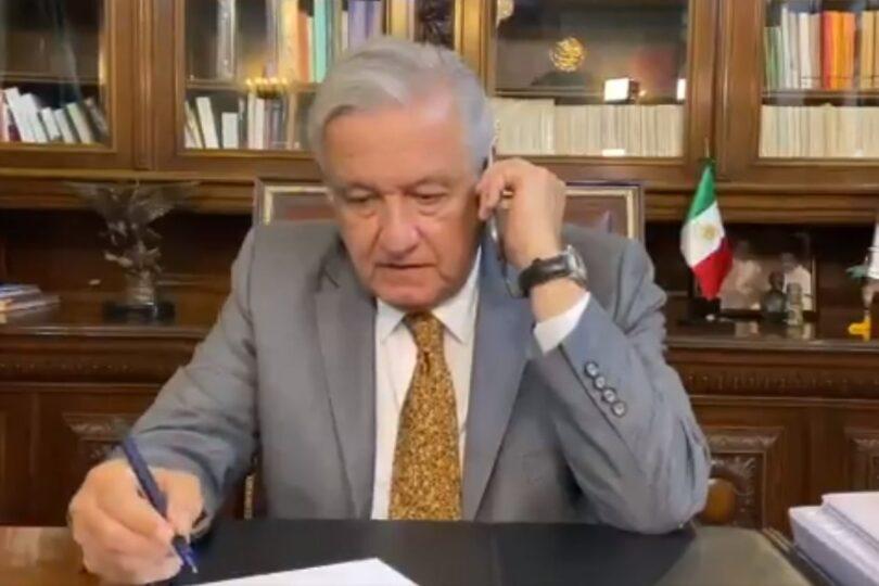 Presidente de México confirma la primera muerte por el terremoto en Oaxaca