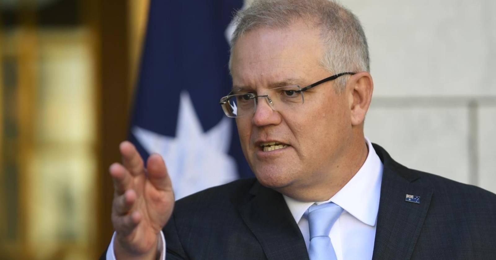 """""""Australia denuncia que China estuvo detrás de ciberataque en su contra"""""""