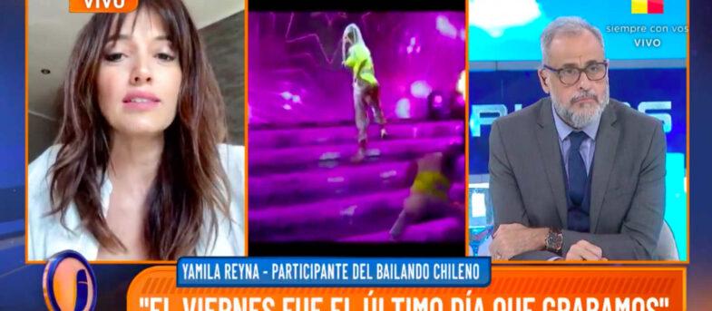 Canal 13 suspendió por dos semanas las grabaciones de Bailando Por Un Sueño