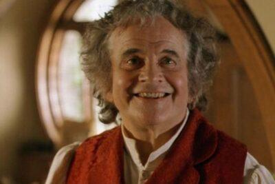 Murió Ian Holm, el actor que interpretó a Bilbo Bolsón en El Señor de los Anillos
