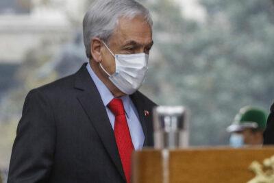 Encuesta Cadem: aprobación de Piñera continúa en aumento en medio de la pandemia