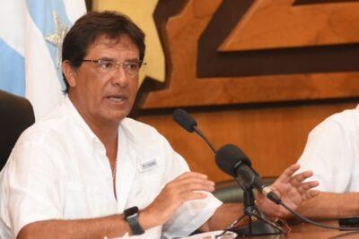 Murió el ex arquero de Palestino y seleccionado ecuatoriano Carlos Luis Morales
