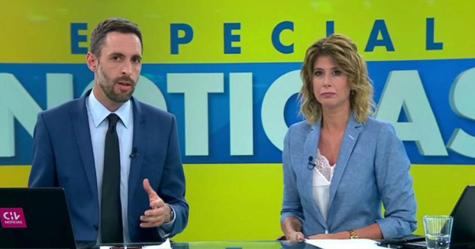 CHV y CNN Chile son los canales más confiables del país según estudio