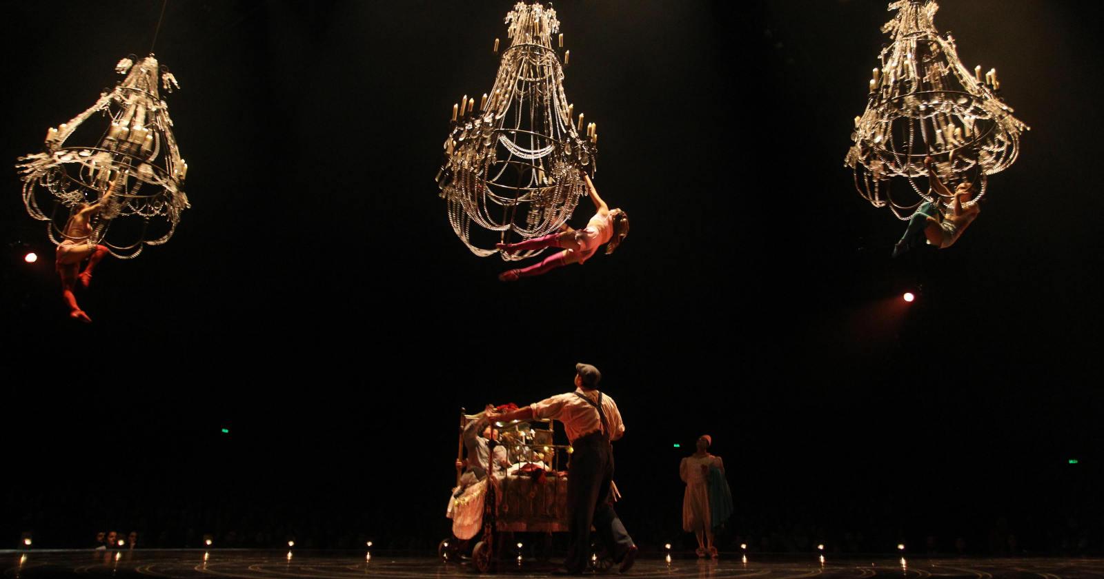 Cirque du Soleil se declara en bancarrota y despide a 3.480 empleados