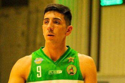 Daniel Arcos es el primer basquetbolista chileno en revelar que es homosexual