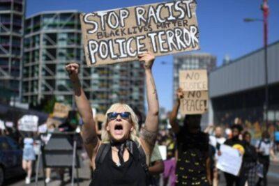 Londres, Berlín y Toronto se suman a las manifestaciones por la muerte de George Floyd