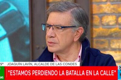 Las medidas que adoptó Mega tras visita de Joaquín Lavín al Mucho Gusto