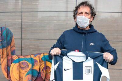 Mario Salas llega a Perú para integrarse a Alianza Lima