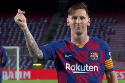 VIDEO | Así fue el gol 700 de Lionel Messi como futbolista profesional