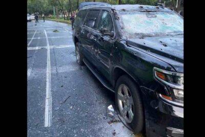 """Secretario de Seguridad Pública de México sufre grave atentado: """"Hay varios fallecidos y detenidos"""""""