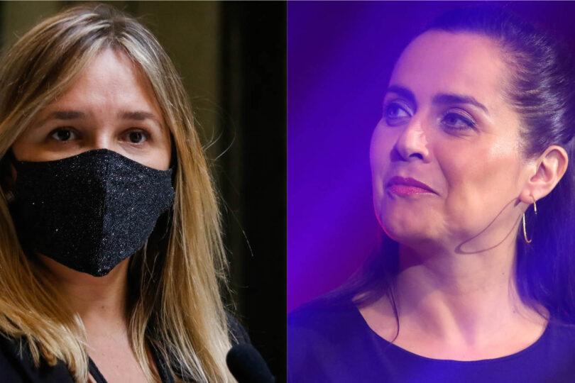 El comentado cruce de Natalia Valdebenito y María José Hoffmann en Twitter