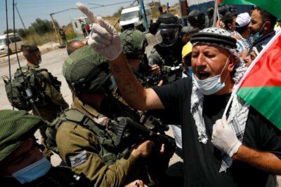 La anexión de territorios palestinos por parte de Israel que comenzaría hoy en Cisjordania