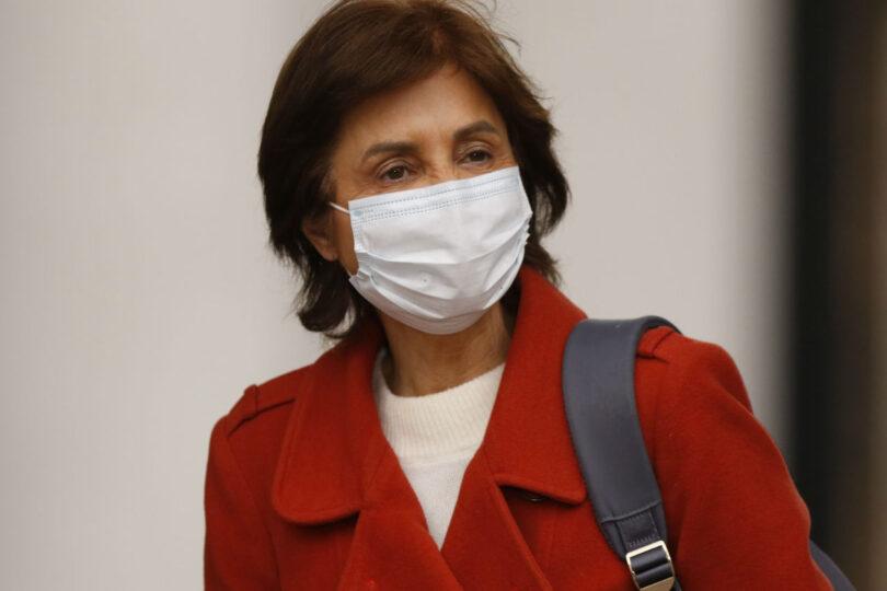 Paula Daza asegura que se cumplieron todos los protocolos en funeral de Bernardino Piñera
