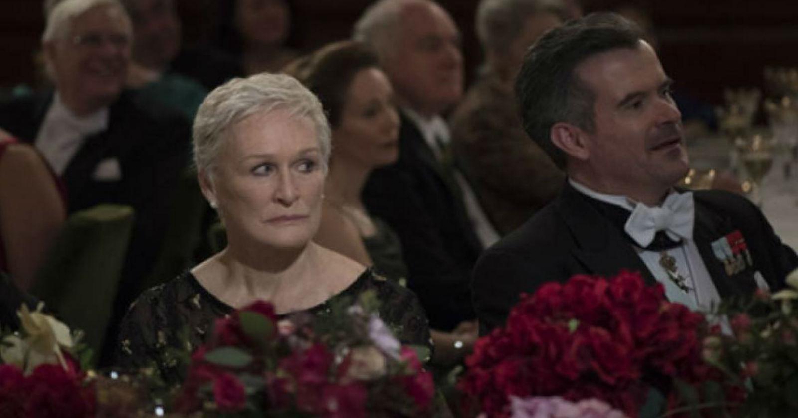 The Wife: la aclamada cinta que protagonizó Glenn Close ya está en Netflix