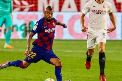 Barcelona y Sevilla no pudieron sacarse ventaja en España