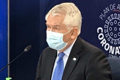 """Paris destaca cifras de coronavirus pese a más de 7 mil fallecidos: """"La mejoría continúa"""""""