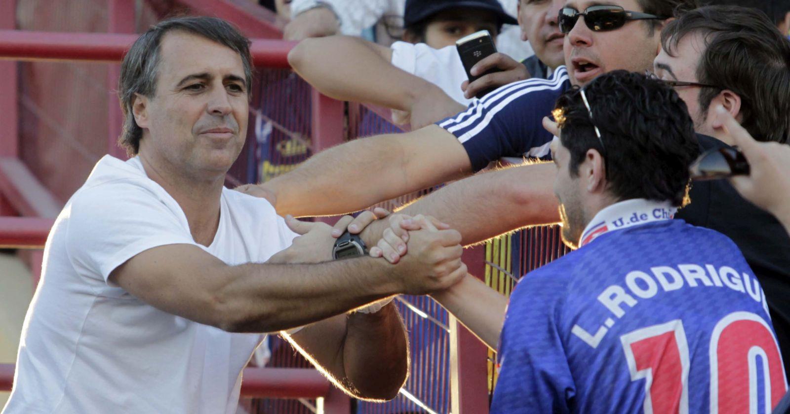 """Leo Rodríguez: """"El Estadio Nacional es mi estadio, el de la U"""""""
