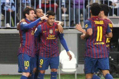 ¿No son 700?: el polémico gol que involucra a Alexis Sánchez con el récord de Lionel Messi