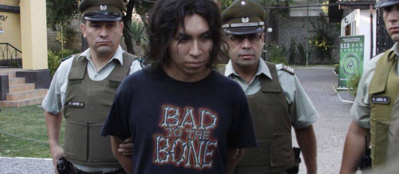 Asesino de Daniel Zamudio amenaza con matar a más gente