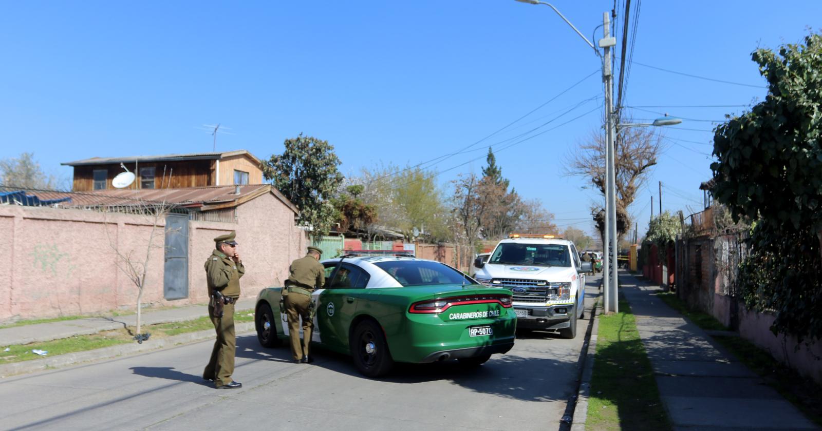 Detienen a sujeto por femicidio frustrado en La Serena