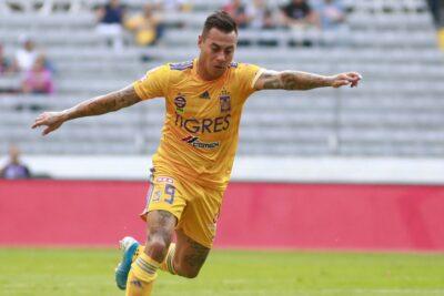 Tigres confirma la permanencia de Eduardo Vargas para el Torneo Apertura 2020