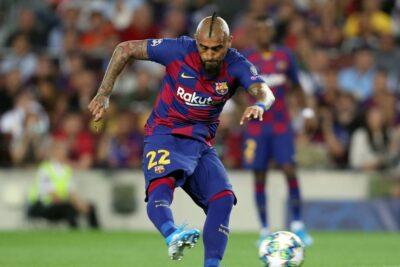 """Arturo Vidal fue destacado por su """"trabajo incansable y subterráneo"""" ante el Villarreal"""