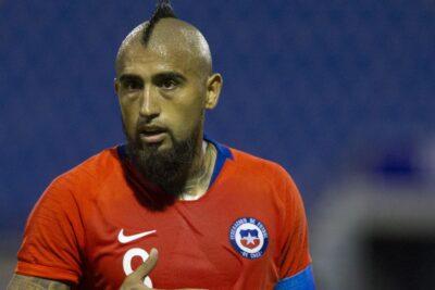 """Arturo Vidal: """"A Rueda le tenemos toda la fe para ir al próximo Mundial"""""""
