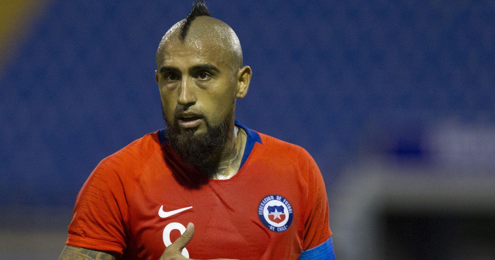 """""""Arturo Vidal:"""