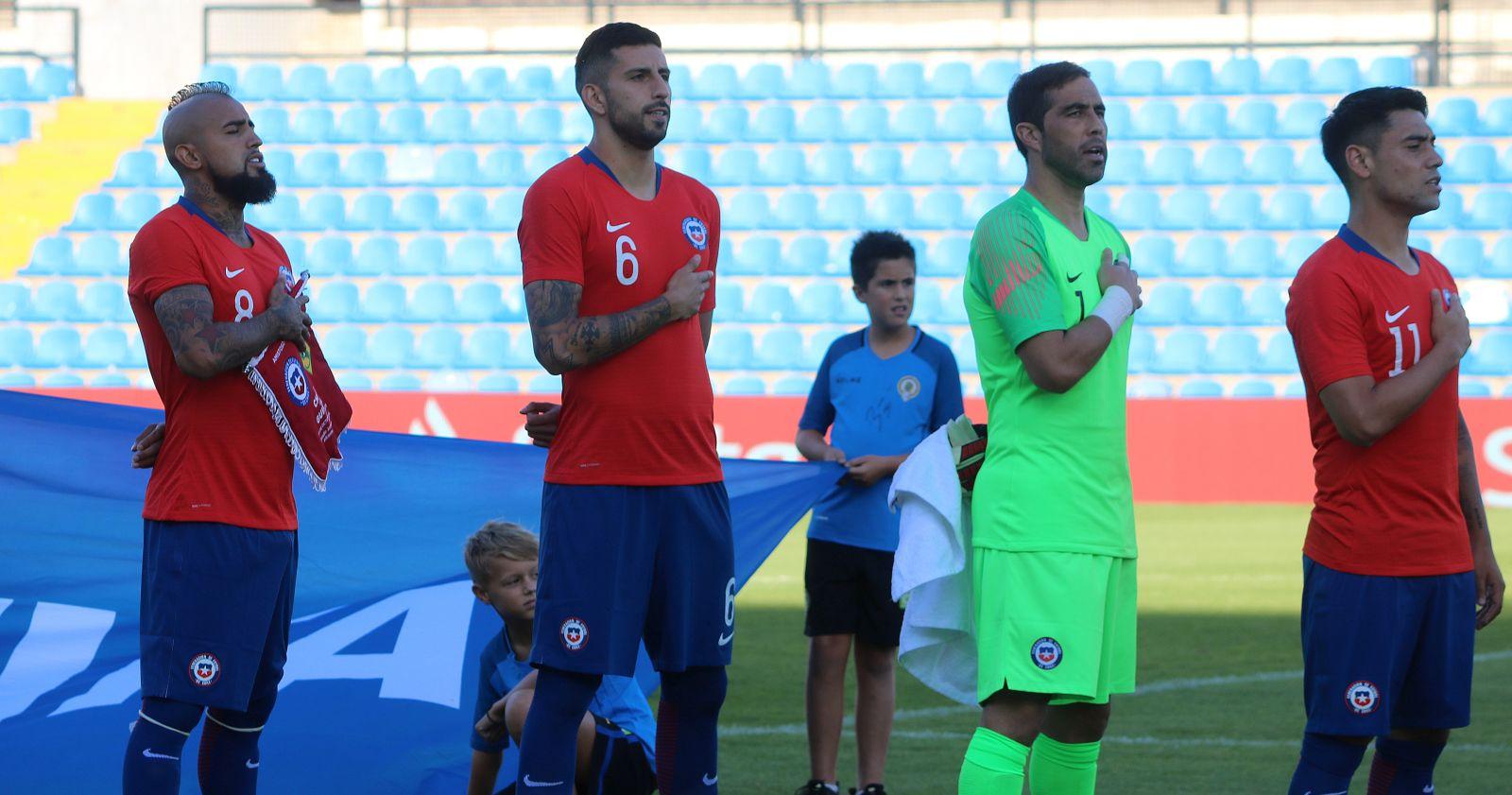 Selección chilena podría jugar un amistoso antes del inicio de las clasificatorias