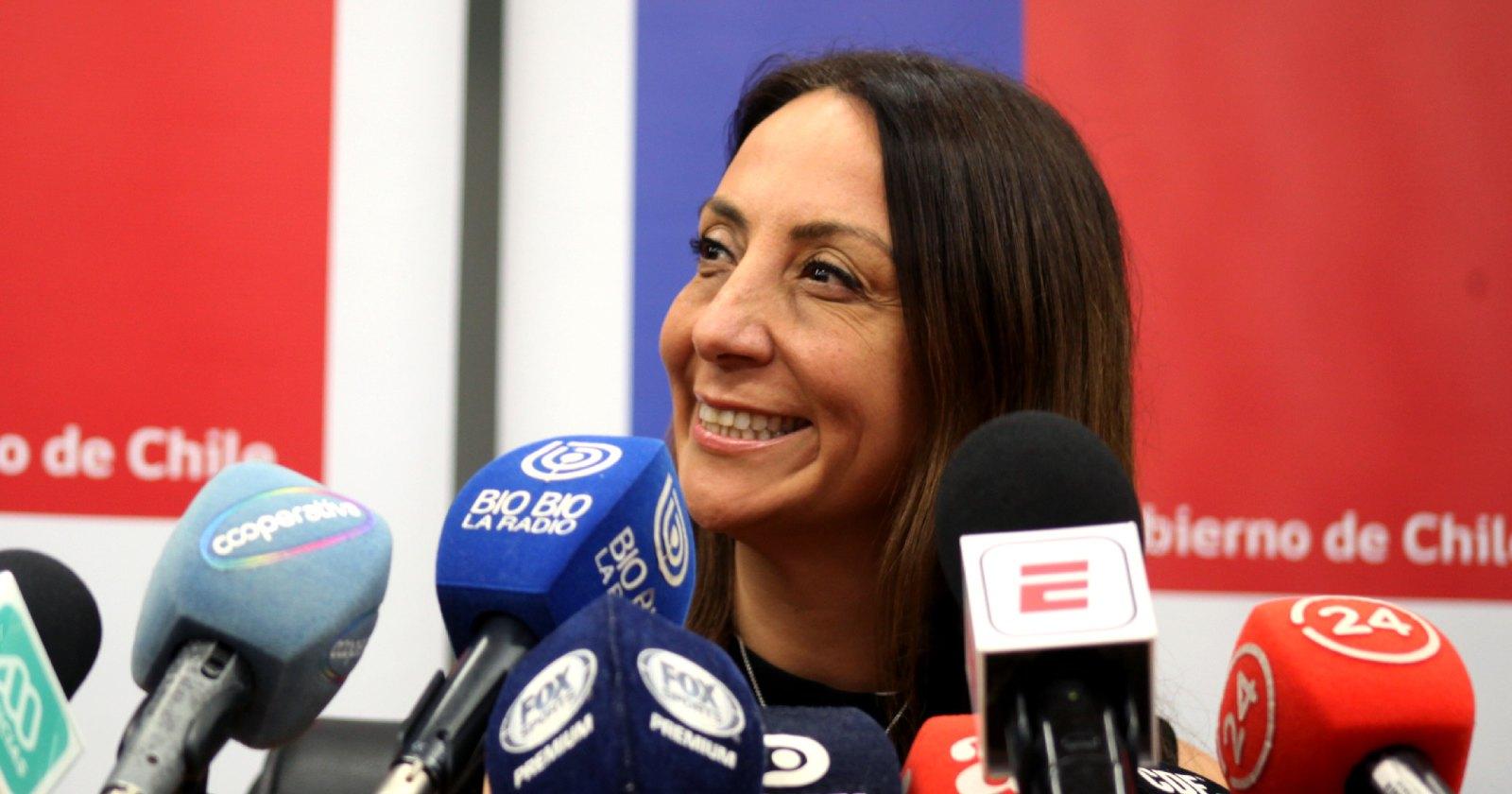 Contraloría valida nombramiento de Cecilia Pérez como presidenta de Santiago 2023
