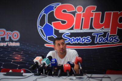 El quiebre entre el Sifup y los ex futbolistas por el bono de retiro