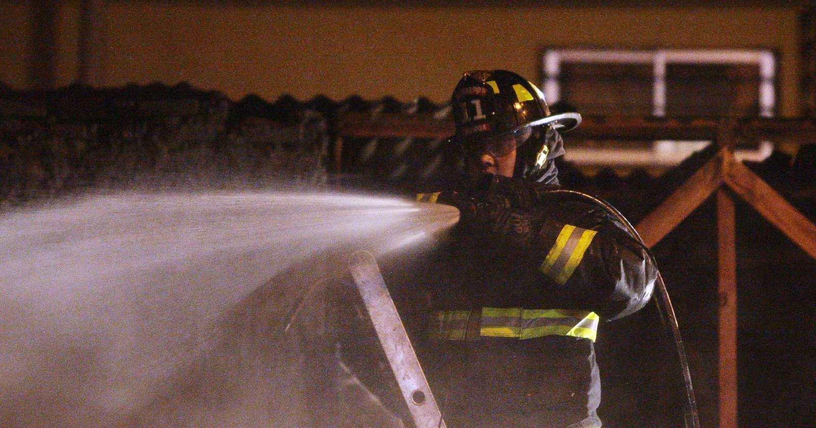 Incendio en vivienda de Rancagua dejó tres personas fallecidas