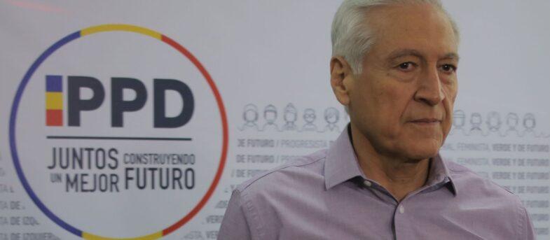 """Heraldo Muñoz por dichos de Briones sobre el acuerdo constitucional: """"El planteamiento es francamente patético"""""""