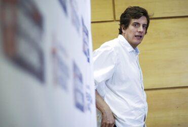 Imputados por amenazas contra Diego Schalper quedaron con prohibición de acercamiento