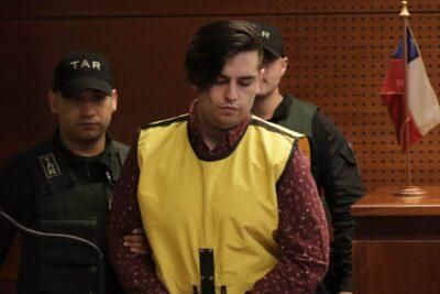 Caso Fernanda Maciel: mantienen prisión preventiva para Felipe Rojas