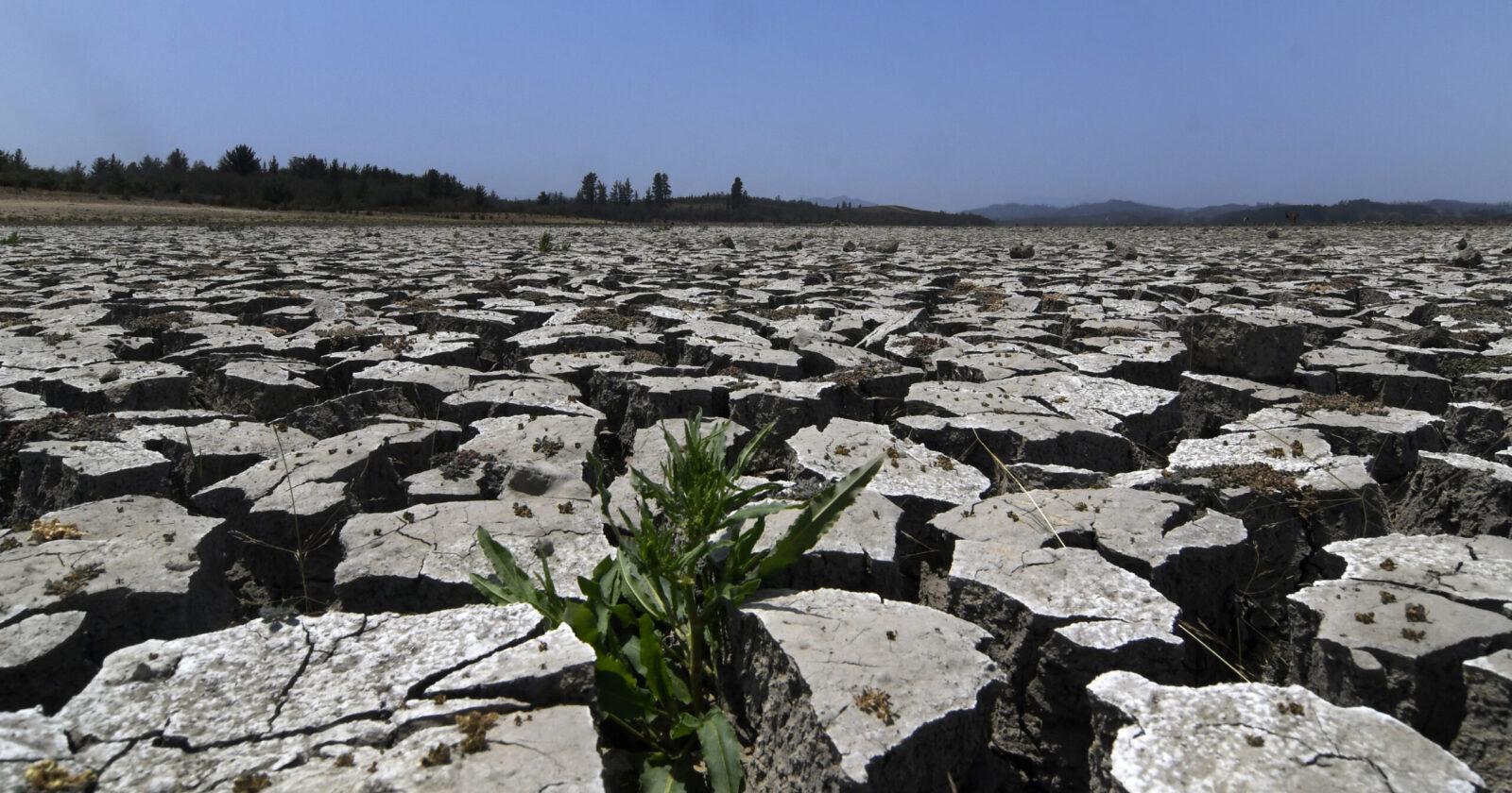 La crisis hídrica se mantiene en Chile: la lluvia no es suficiente