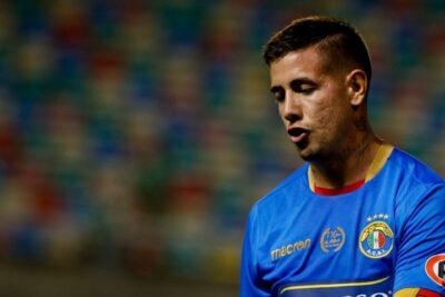 Carabineros notificó que Rodrigo Holgado se saltó el arresto domiciliario