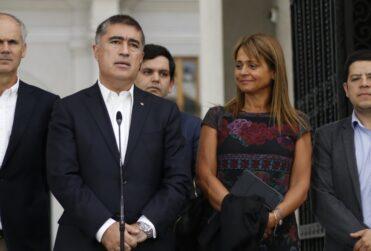 """""""En La Moneda no aprenden"""": la reacción de Chile Vamos tras suspensión de comité político"""