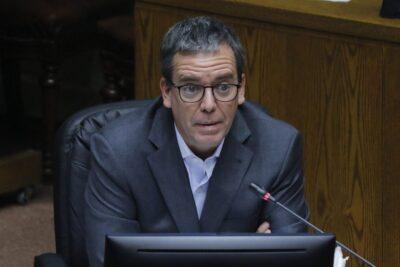 """Felipe Harboe: """"El Gobierno de Piñera políticamente se acabó"""""""