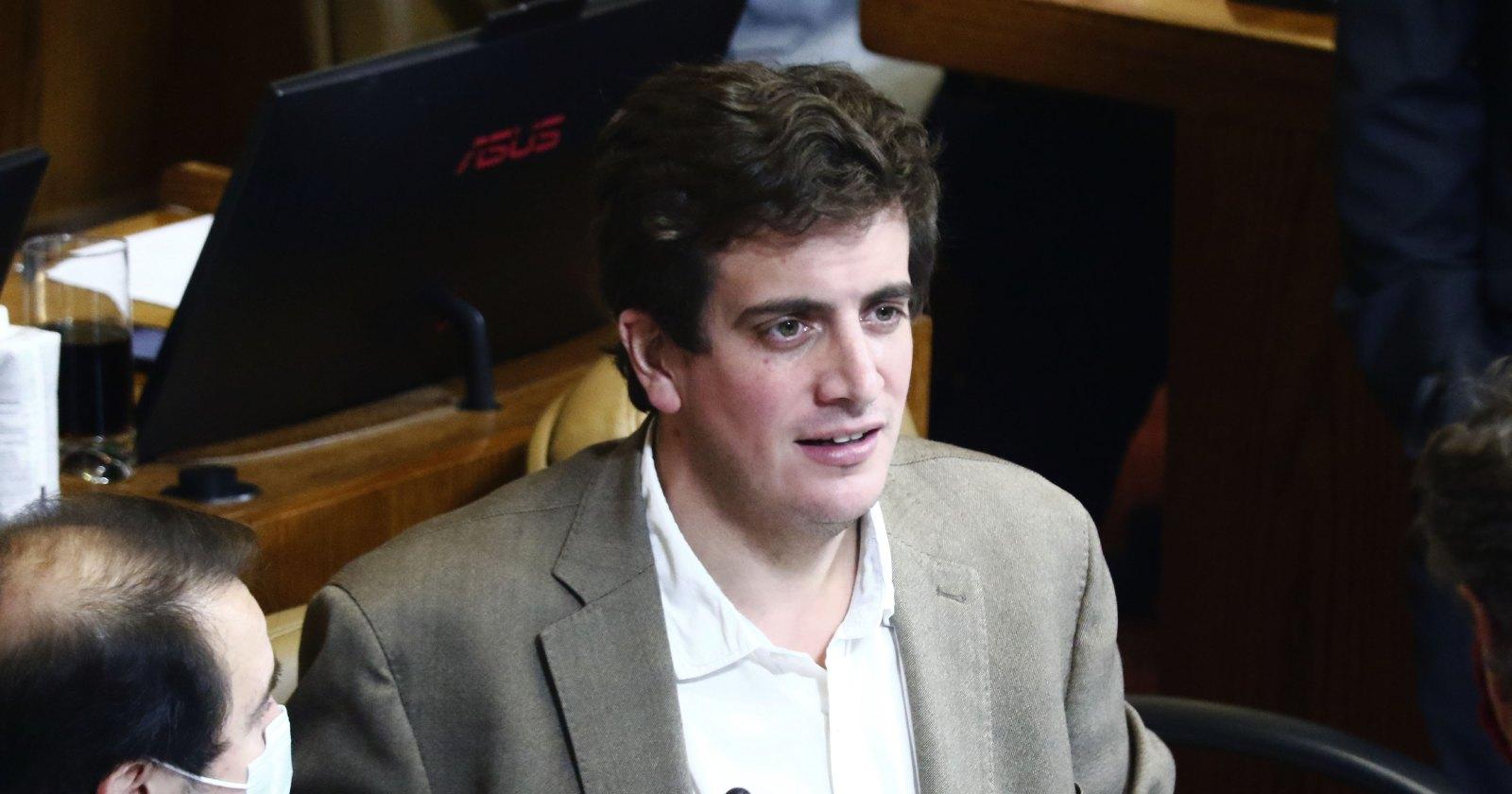 Diputado Ascencio recurrirá a Fiscalía tras acusación de extorsión contra Diego Schalper