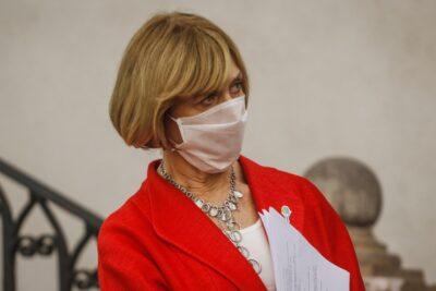 """Evelyn Matthei aseguró que si se aprueba retiro de fondos de AFP """"Chile se va a incendiar"""""""