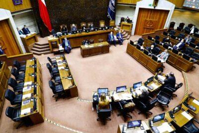 Senado suspende sesiones de los viernes en julio por estrés del personal