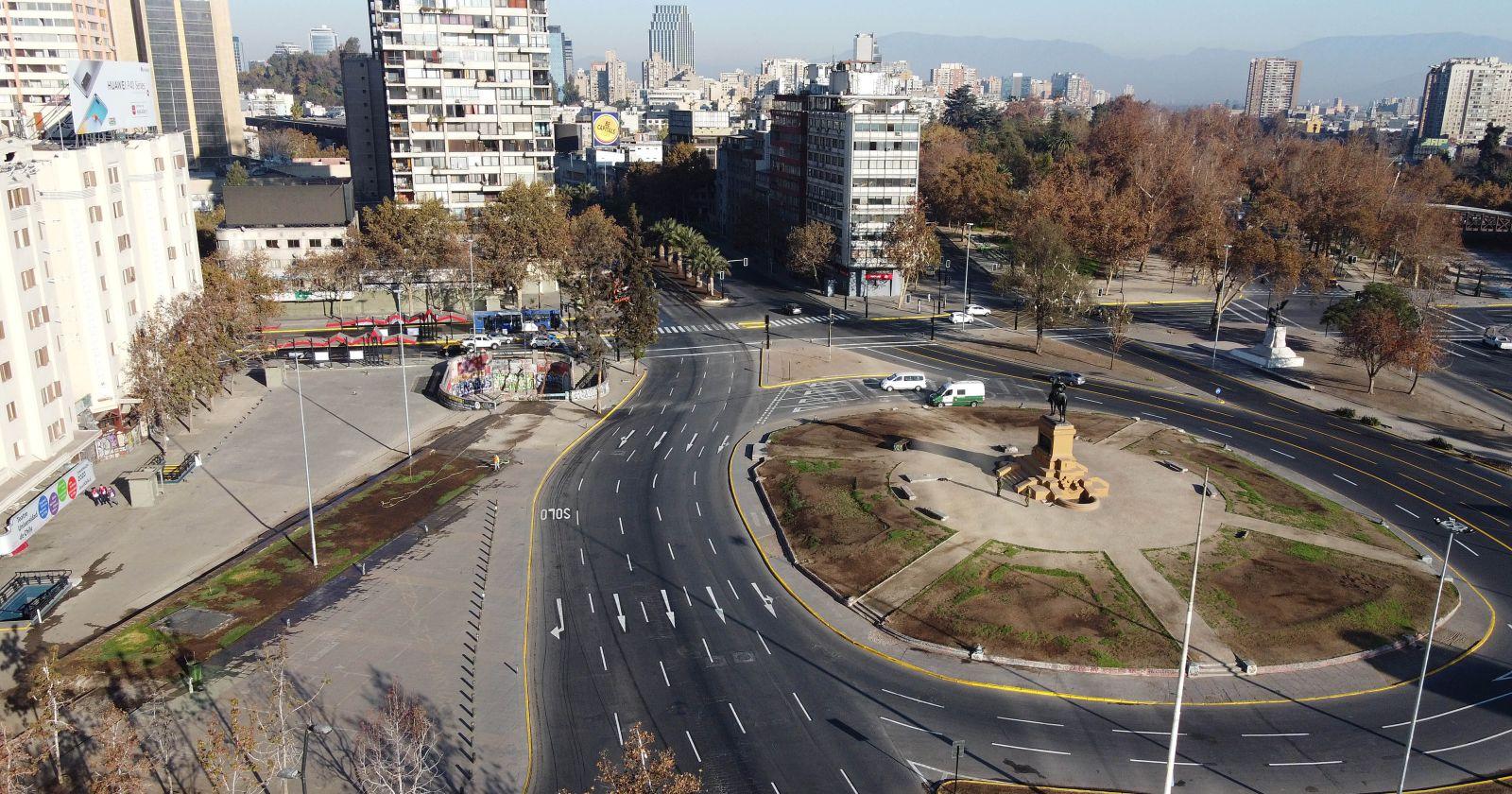"""""""Ministro Paris afirma que durante este domingo se evaluarán las cuarentenas en Santiago y Providencia"""""""