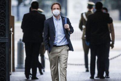 """Subsecretario Arturo Zúñiga tras auditoría de Contraloría: """"Hemos sido bien transparentes"""""""